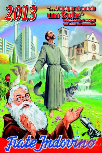 Il Calendario Di Frate Indovino.Benvenuti A Casa Di Frate Indovino